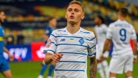 Буяльский сделал хет-трик в победном матче «Динамо» против «Ворсклы»