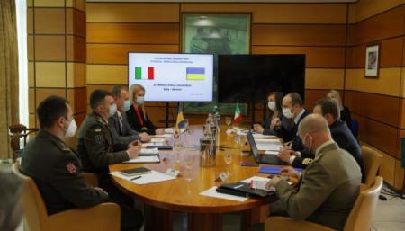 Минобороны договорилось о сотрудничестве с Вооруженными силами Италии