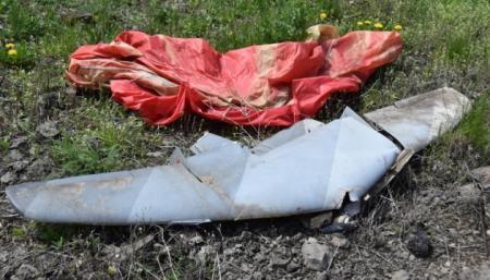 Украинские военные сбили беспилотники оккупантов
