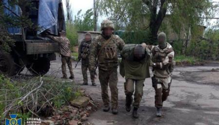 Вблизи линии огня задержали боевика-разведчика «ДНР»