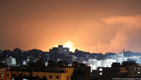 Армия Израиля уничтожила штаб-квартиру разведки в секторе Газа