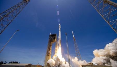 Ракету со спутником Космических сил США запустили со второй попытки