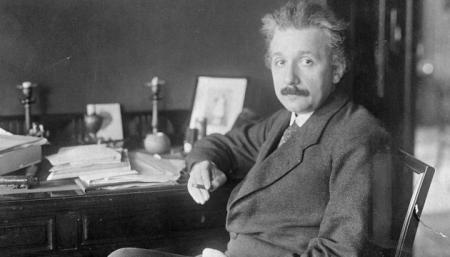 Рукопись Эйнштейна со знаменитой формулой E=mc2 продали на аукционе