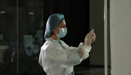 На Киевщине увеличили количество центров массовой вакцинации