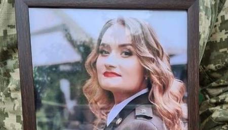 На Волыни объявили трехдневный траур по военной, которая погибла в зоне ООС