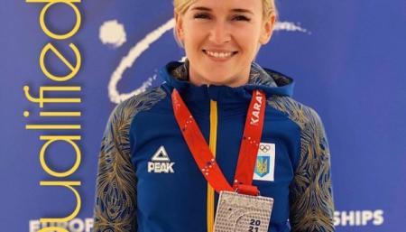 Украинка Серегина выиграла олимпийскую лицензию по каратэ