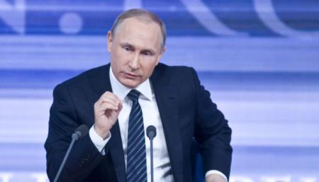 Путін пішов на самоізоляцію через COVID-19 в оточенні