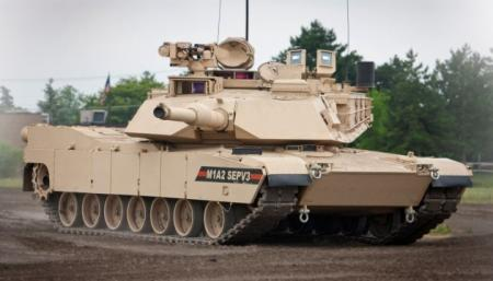 Польша купит у США 250 танков Abrams нового поколения