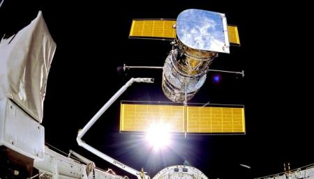 Телескоп Hubble возобновляет работу - NASA
