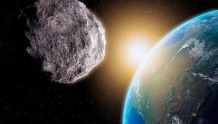 К Земле приближается гигантский астероид - NASA