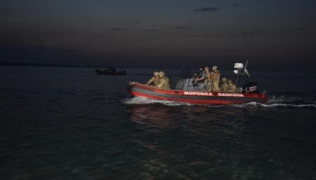 ФСБшники подглядывали за учениями пограничников и ВСУ в Азовском море