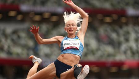Стрибунка у довжину Зубковська стала чемпіонкою токійської Паралімпіади