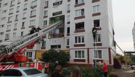 Під Москвою стався потужний вибух у будинку - знесло чотири поверхи, є загиблі