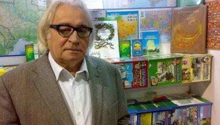 Помер автор першого Атласу з історії України