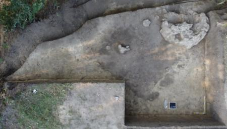 На Херсонщині археологи знайшли піч віком понад тисячу років