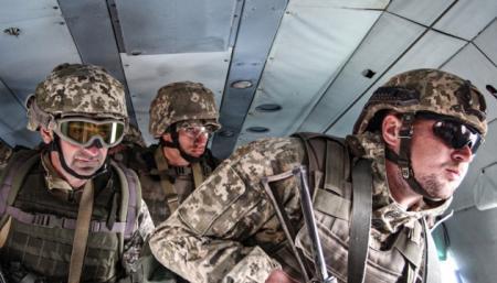Об'єднані зусилля – 2021: українські морпіхи відпрацювали висадку на узбережжя
