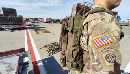 Україна отримала від США партію військової допомоги