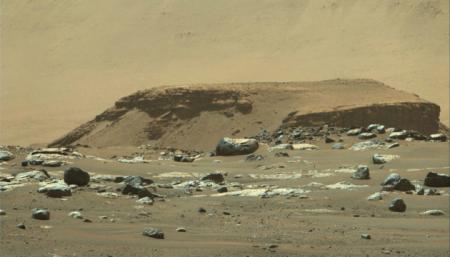 Науковці з'ясували, де саме на Марсі треба шукати сліди життя