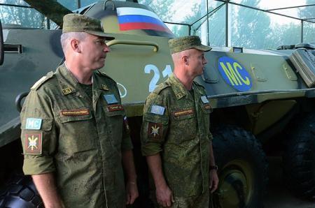Россия не собирается выводить свои войска из Приднестровья