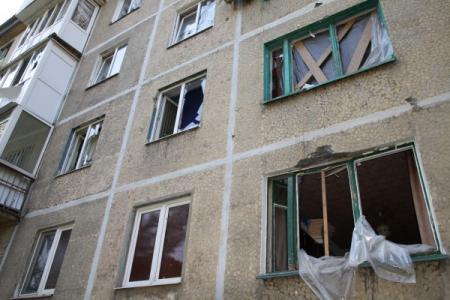 В Донецке не торопятся продавать квартиры