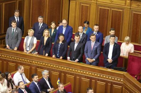 Вчора Мілованова було призначено Міністром розвитку економіки, торгівлі і сільського господарства.
