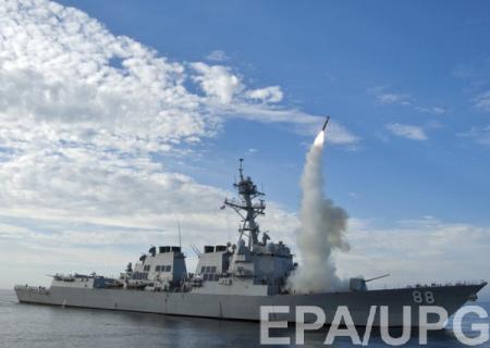 Сирия и Россия не сбили ни одной ракеты – военные США