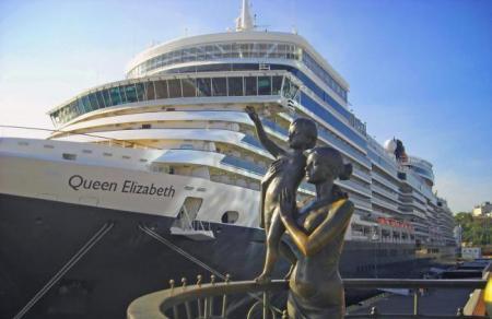 Иностранные круизные лайнеры возвращаются в Одессу