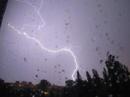В Украине 17 мая, шквалы, дожди и грозы