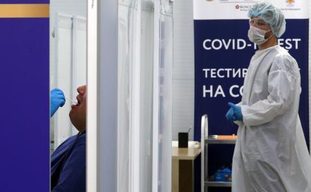 В России выявили новый штамм COVID-19