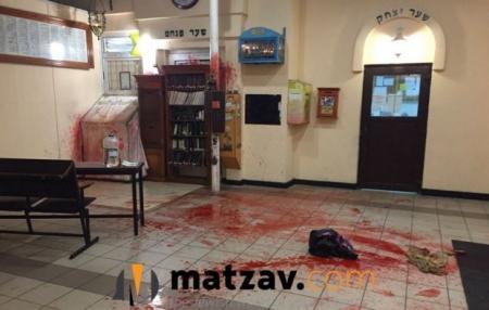 Атака в Умани направлена на Израиль.