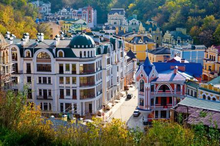 Киевсовет отобрал у застройщика землю в исторической части Подола