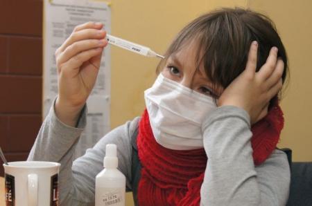В США эпидемия гриппа забрала жизни почти 200 детей