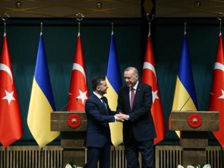 Зачем Эрдогану Украина? Зачем Украине Турция?