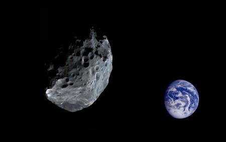 Астероид размером с машину пролетел на рекордно малом расстоянии от Земли