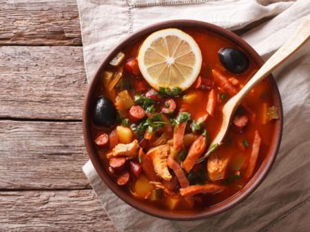 ТОП-5 беспроигрышных первых блюд: классические рецепты