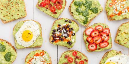 Бутерброды на 250 калорий: ТОП-5 рецептов