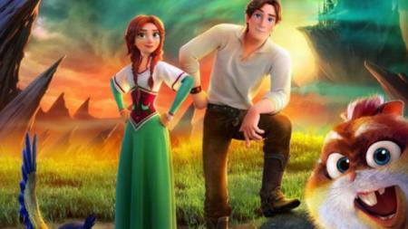 Украинский мультфильм «Похищенная принцесса» за первые выходные собрал 21 млн. гривен