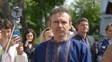 """""""Ни копейки у олигархов"""": Вакарчук назвал спонсоров его партии"""