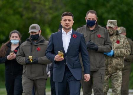 Президент Зеленский – аттестат зрелости для Украины