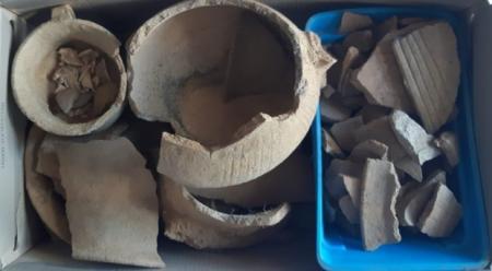 В Польше дети нашли в песочнице погребение бронзового века