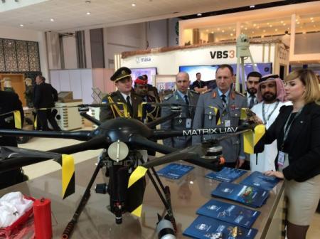 Украинский боевой дрон Коммандор презентовали в ОАЭ