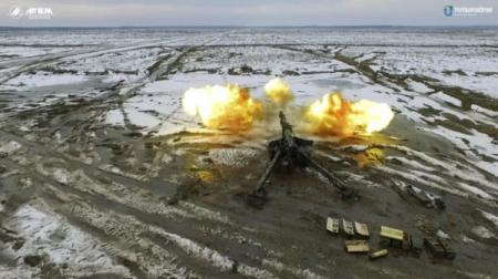 Украина начнет собственное производство крупнокалиберных снарядов