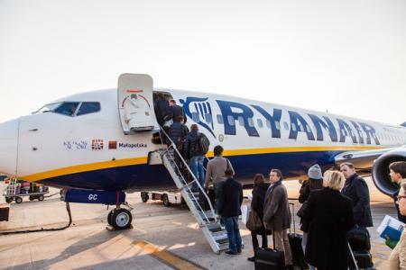 В Ryanair заявили о рекордной прибыли