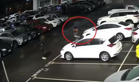 Школьники в Австралии 10 и 13 лет разбили в автосалоне Toyota 37 новеньких авто - есть видео