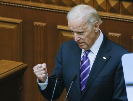 «Прачечная» вице-президента, или Почему Джо Байден так полюбил Украину