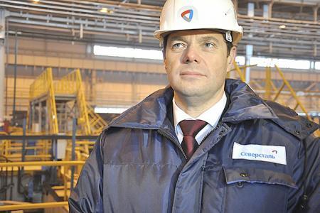 Самый богатый бизнесмен России продал завод в Украине