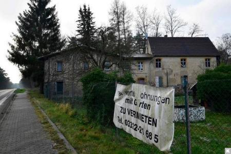 В Германии с молотка ушло поселение за 140 тысяч евро