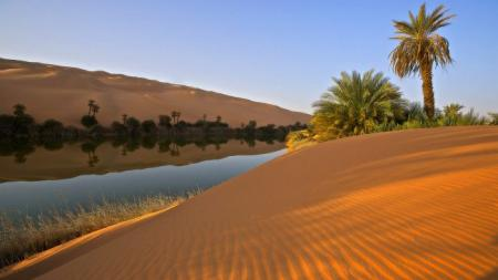 Глобальное потепление превратит четверть планеты в пустыню
