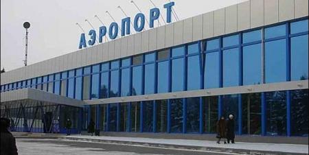 Из-за непогоды Запорожский аэропорт не принимает самолеты