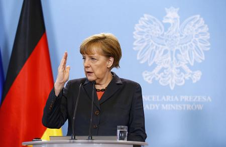 Меркель начала свой предвыборный тур с Дортмунда